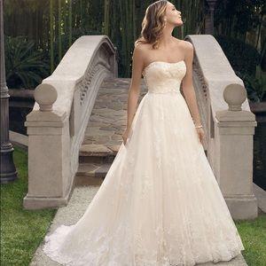 Casablanca Wedding Gown Style 2170